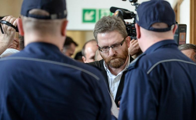 Reżyser, działacz społeczny Grzegorz Braun