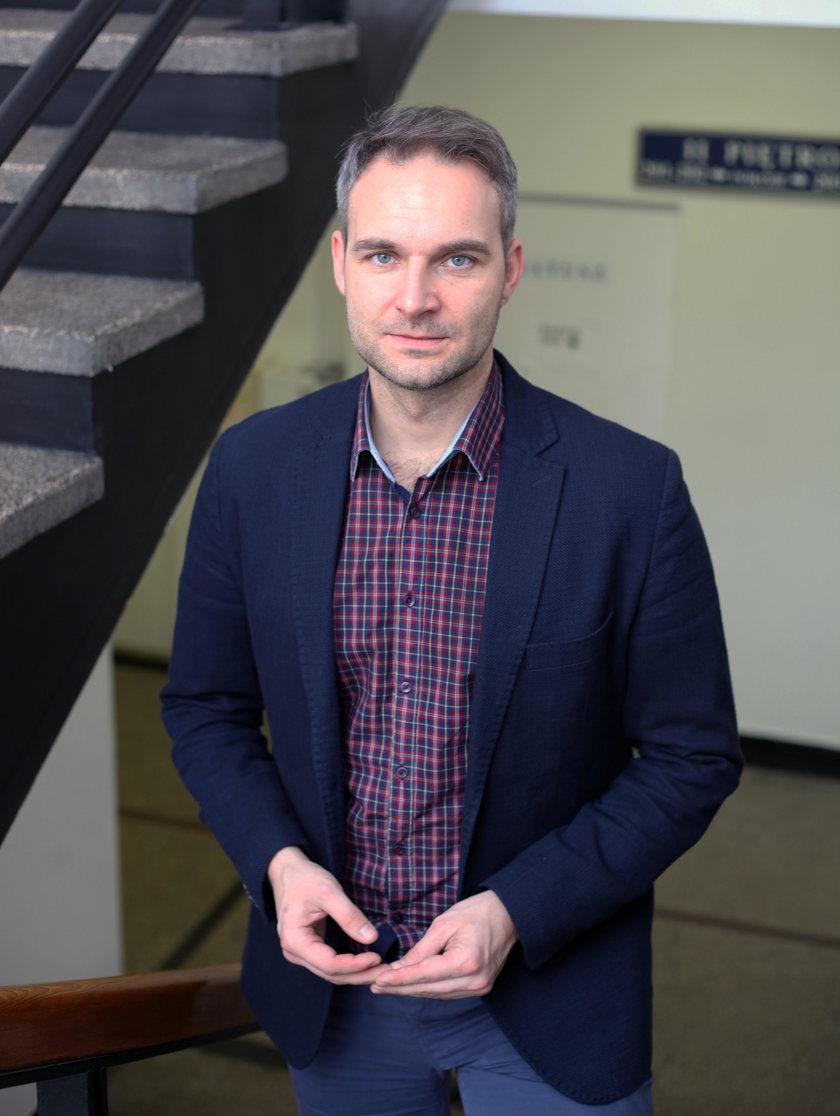 Sebastian Drausal, urząd miasta Gdynia