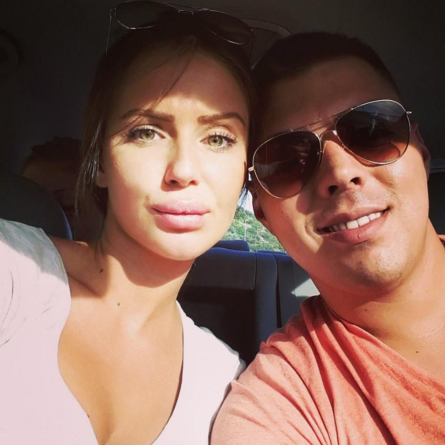 Slobodan Vasić i bivša verenica Valentina