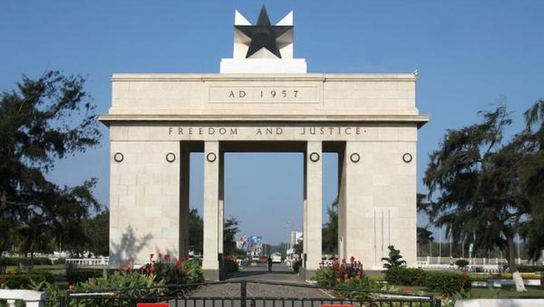 Accra Independence Square