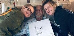 Lekarze stwierdzili u niego śmierć mózgu. Rodzina podjęła dramatyczną decyzję, a wtedy... stał się cud!