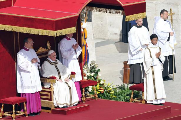 Inauguracja pontyfikatu papieża Franciszka
