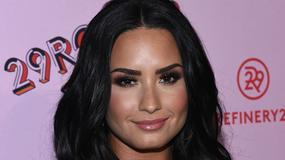 Demi Lovato w skąpym kostiumie kąpielowym