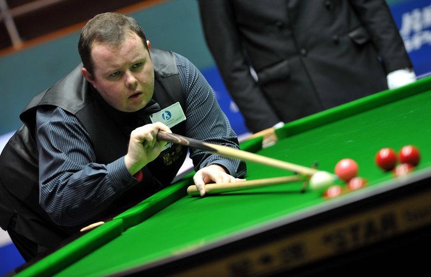 Snookerzysta Stephen Lee jest podejrzany o ustawianie meczów na dużą skalę