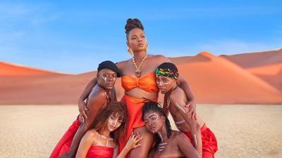 Yemi Alade releases new EP, 'Queendoncom'