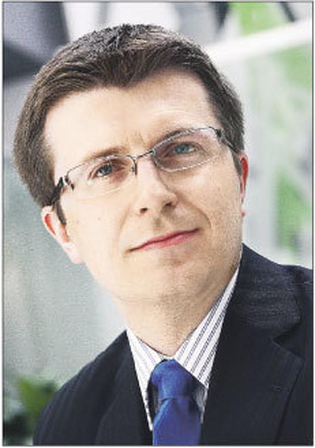 Tomasz Zadroga, prezes PGE Polska Grupa Energetyczna Fot. Wojciech Górsk