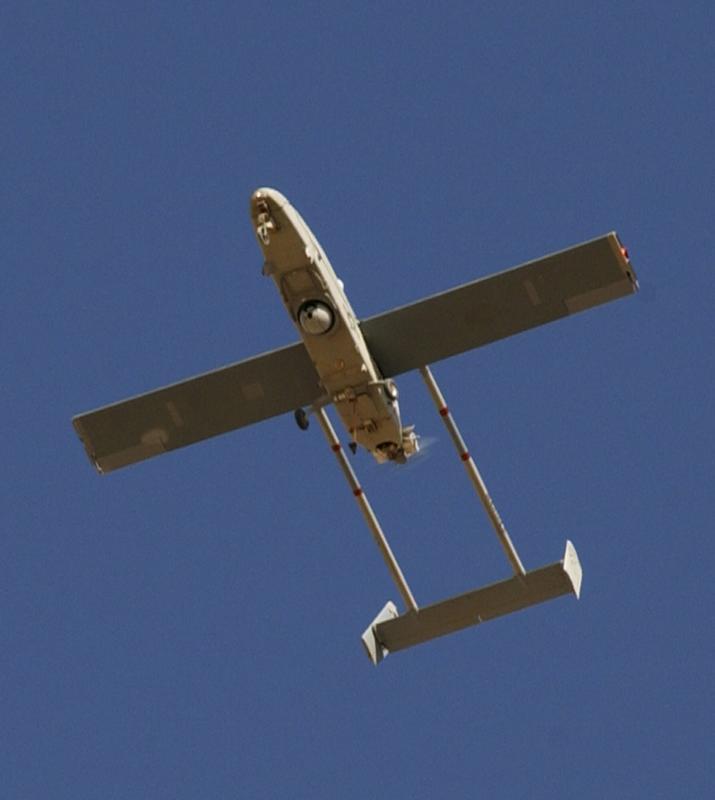 RQ-2 Pioneer był opracowany wspólnie przez Izrael i USA. Produkcję rozpoczęto w 1985 roku