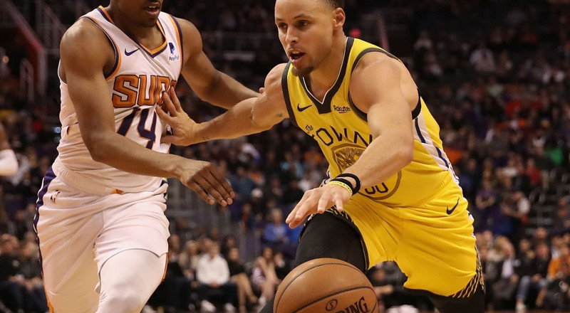 Golden State Warriors start New Year with win over Phoenix Suns