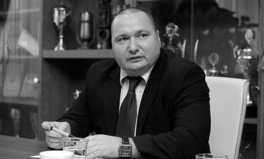 Szokująca śmierć dyrektora Górnika Zabrze. Zmarł podczas meczu!