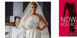 Oto suknia ślubna Kasi Zielińskiej