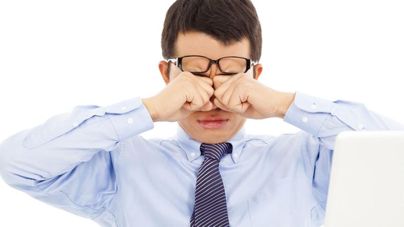 Co robić, gdy oczy są zmęczone?