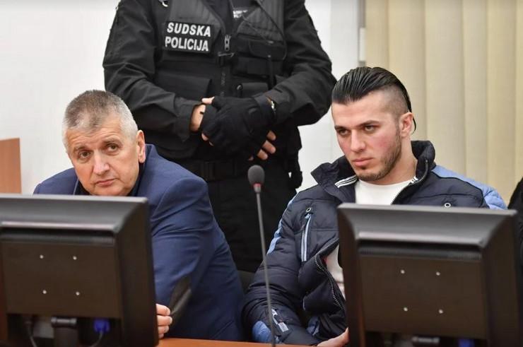 Amel Sejfovic begunac KPZ Sarajevo