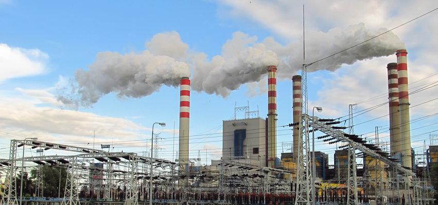 Tragiczny wypadek w elektrowni w Koninie. Pracownik spadł z 32 metrów