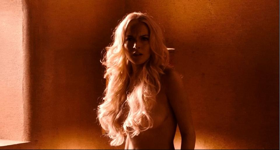Lindsay Lohan - April