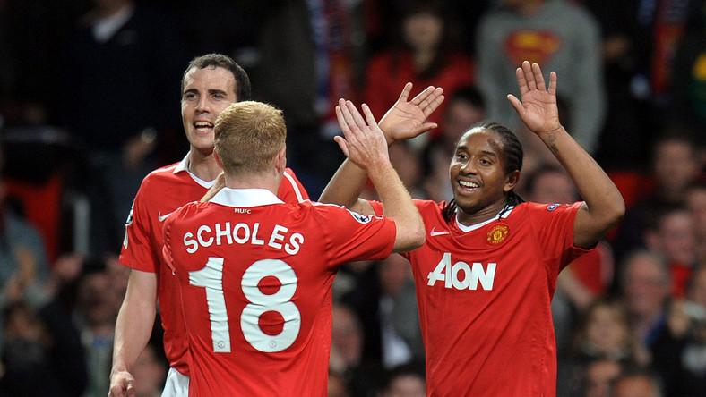 Piłkarze Manchesteru United zagrają w finale LM