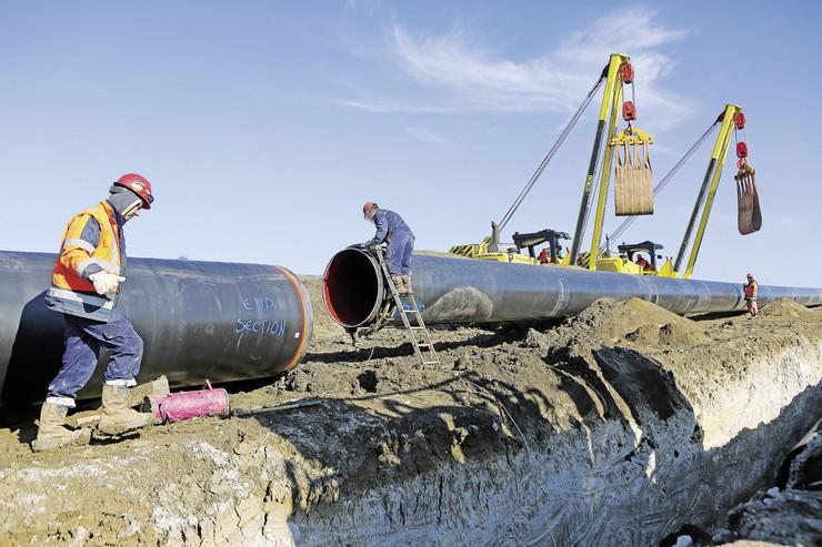 Turski tok, gasovod