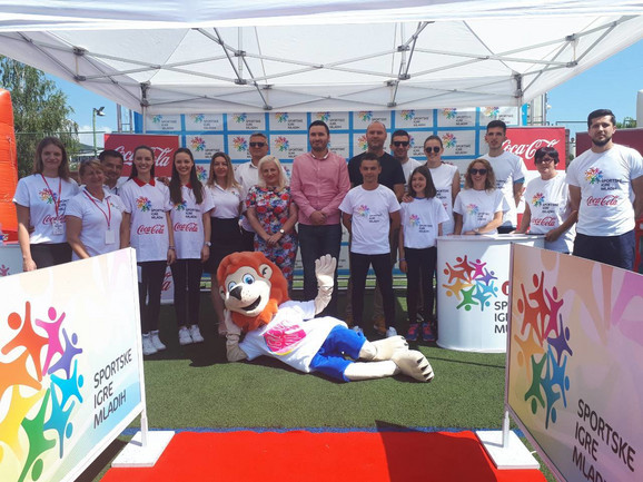 Sportske igre mladih u Novom Pazaru
