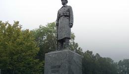 W Łodzi odsłonięto Pomnik Legionisty