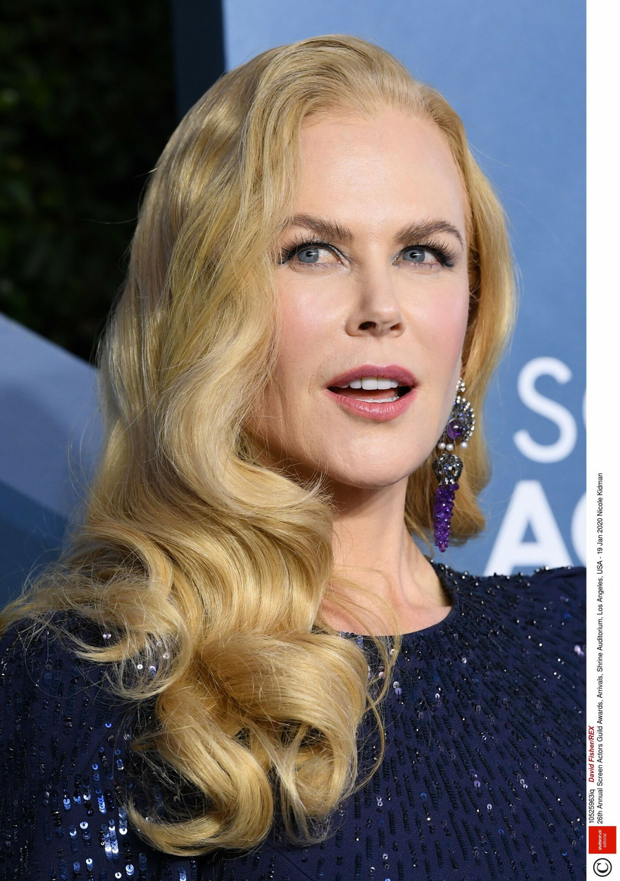 Nicole Kidman w 2020 roku / David Fisher/REX