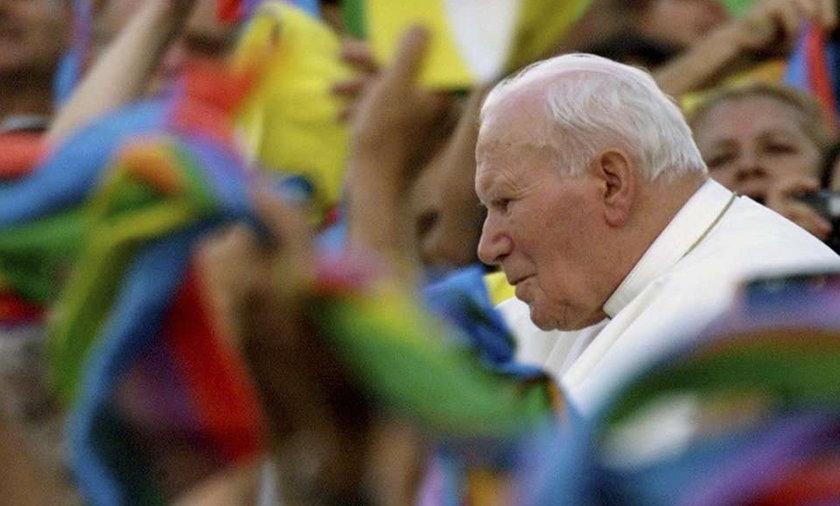 Tajemnica i słabość Jana Pawła II. Bardzo bał się...