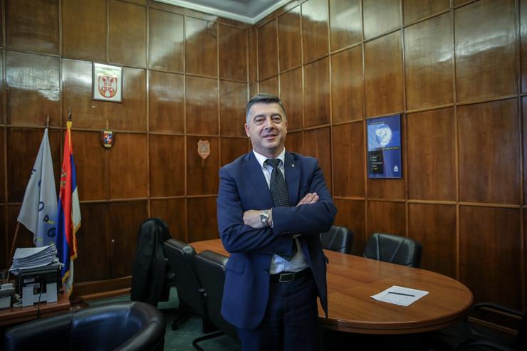 Milan Dimitrijević Interpol