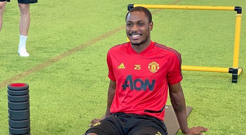 Manchester United manager Ole Gunnar Solskjaer hopes to keep Odion Ighalo until end of the season