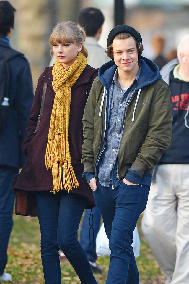 Taylor Swift i Harry Styles (2012-2013)