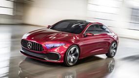 Szanghaj 2017: Mercedes klasy A w wersji sedan