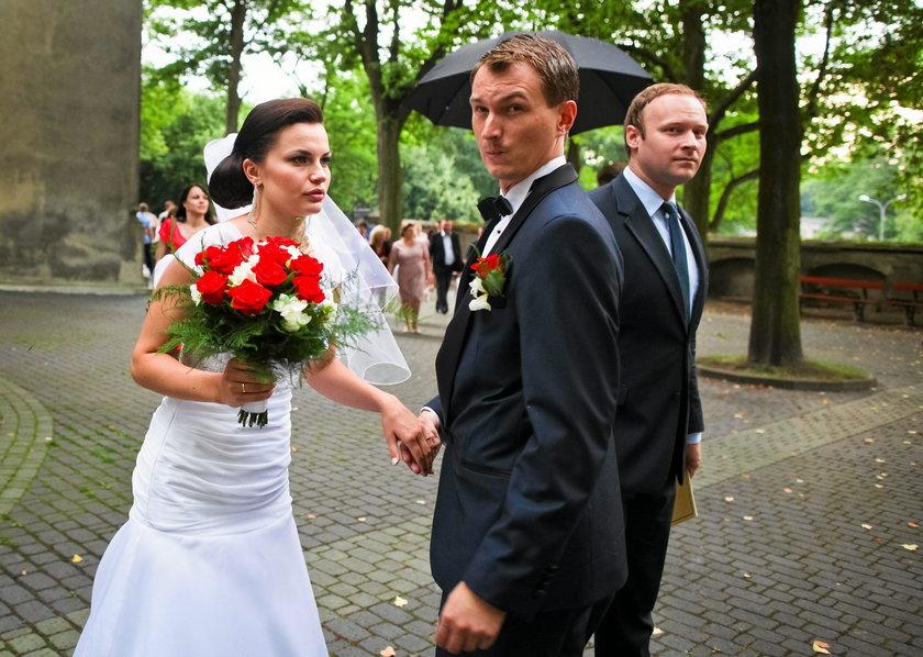 Aniołek PIS Sylwia Ługowska i Sebastian Bulak