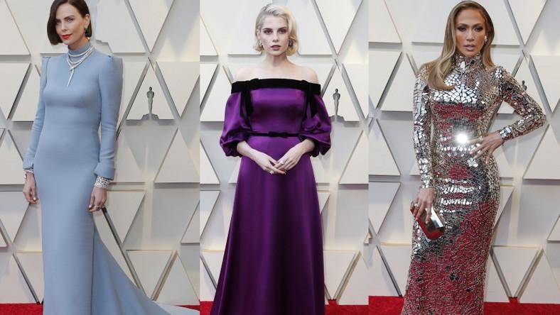 Oscarowe stylizacje gwiazd to prawdziwa kopalnia modowych inspiracji...