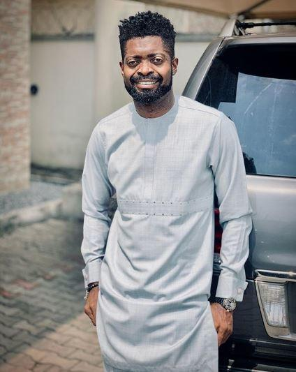 Basketmouth has been in the stand up comedy industry for over a decade now [ Instagram/Basketmouth]
