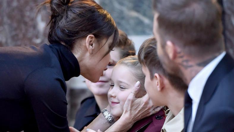 Victoria Beckham rozczulona zachowaniem córki