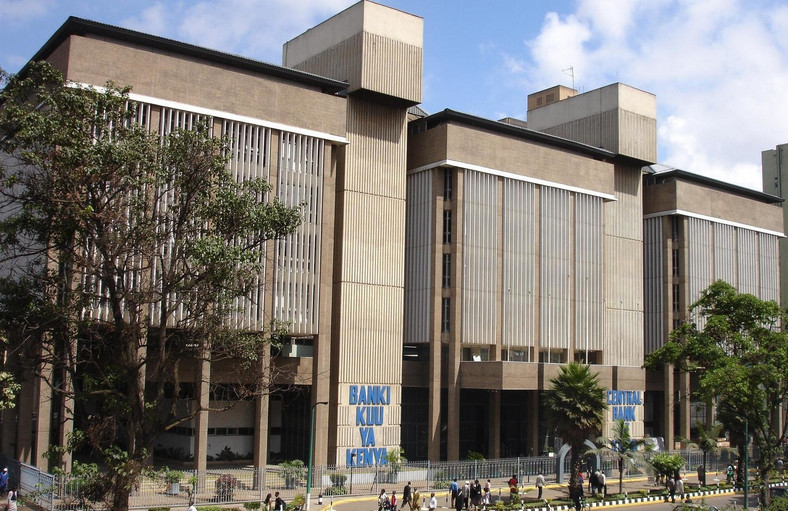 Central Bank of Kenya (CBK).