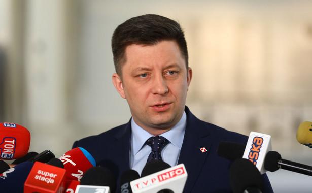 """Zdaniem szefa kancelarii premiera """"niepokój"""", który trzeba wyrazić w związku z powołaniem tej koalicji, jest związany z tym, że jej członkowie reprezentują """"tak różne i tak skrajne partie polityczne""""."""