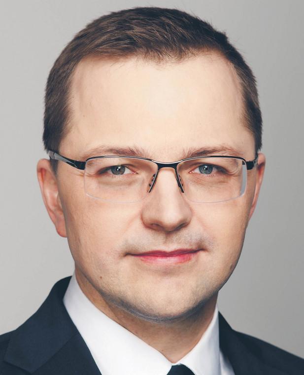Grzegorz Ruszczyk radca prawny, partner kierujący praktyką procesową w kancelarii Zawirska Ruszczyk Gąsior