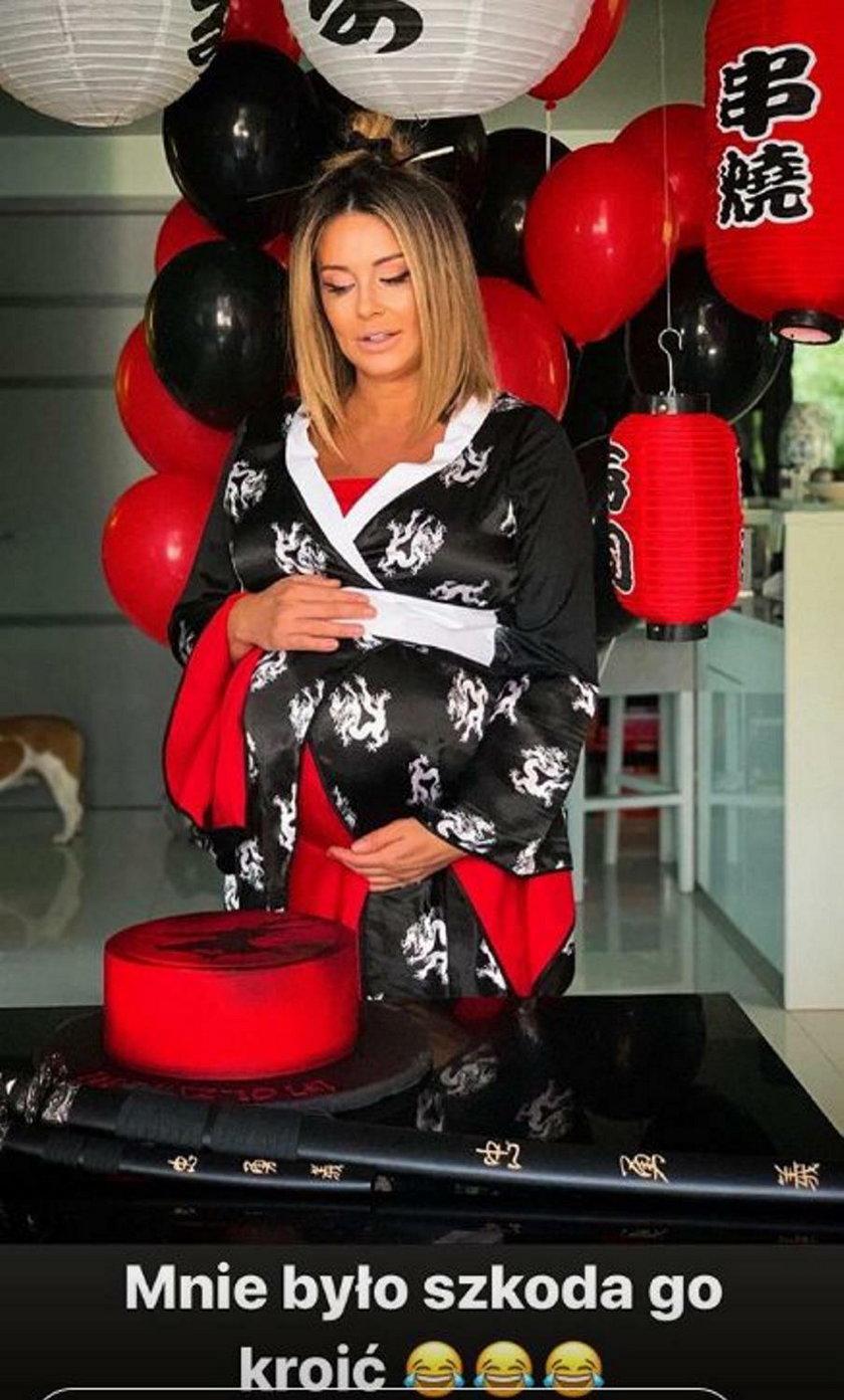 Małgorzata Rozenek-Majdan urządziła synowi urodziny