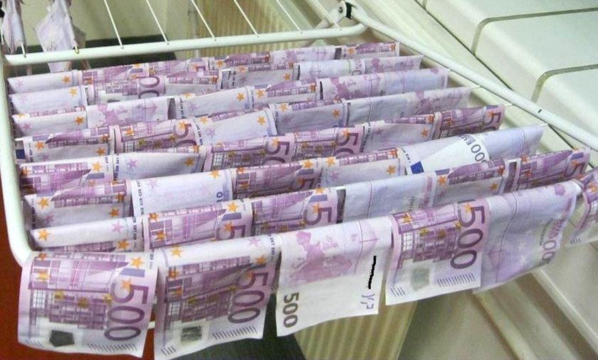 100 tys. euro suszy się na suszarce