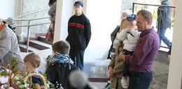 Tak Donald Tusk świętuje! Zabrał wnuki do kościoła!