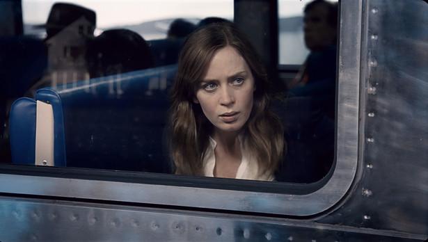 """Emily Blunt w ekranizacji """"Dziewczyny z pociągu"""""""