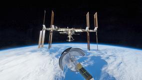 NASA testuje kosmiczne spadochrony
