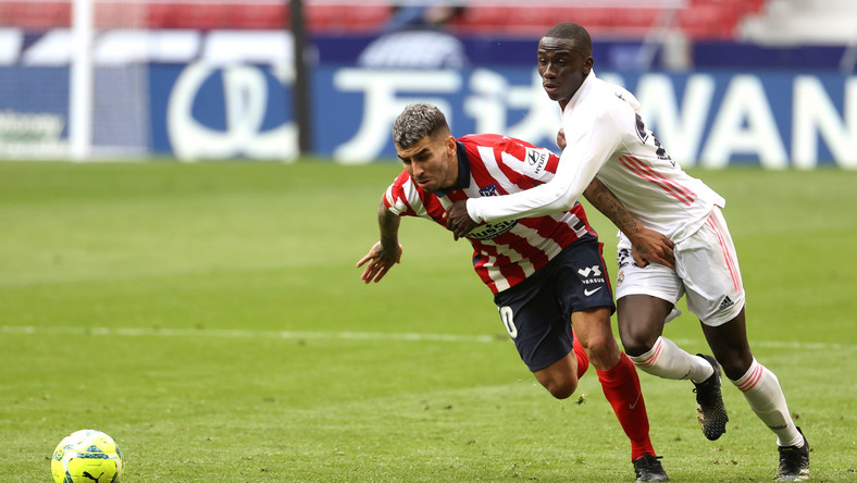 Angel Correa i Ferland Mendy