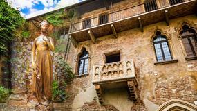 Wyremontowano balkon Julii w Weronie