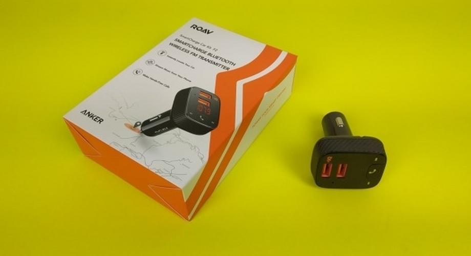 Test Roav SmartCharge Car Kit: Multifunktions-BT-Transmitter