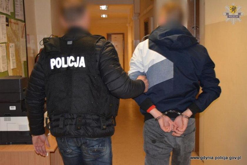 22-latka z Gdyni cudem uniknęła gwałtu. Policja zatrzymała 28-letniego Ukraińca