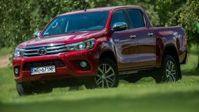 Nowa Toyota Hilux - polska premiera!