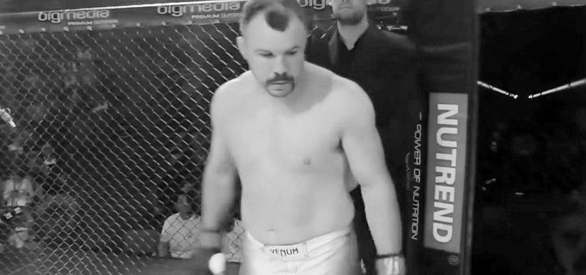 Travis Fulton nie żyje. Ciało zawodnik MMA znaleziono w celi