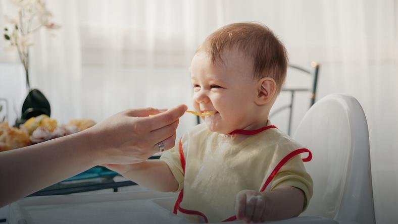 Jak Polacy żywią swoje dzieci?