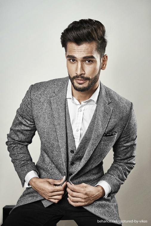 Mister World 2016: Rohit Khandelwal (Mister Indii)