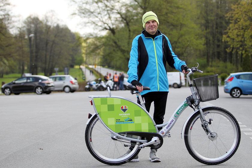 Krzysztof Kokot, rowerzysta