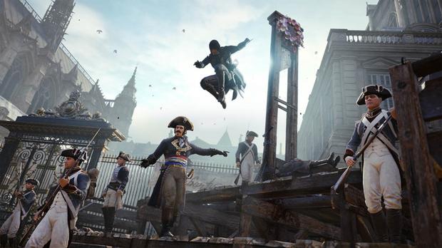 Assassin's Creed: Unity pozwalało nam wcielić się w asasyna w Paryżu w czasach rewolucji